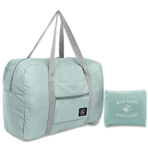 25L Travel Foldable Duffel Bag for Women & Men, Waterproof L