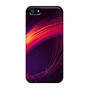 Jeffrehing Iphone 5/5s Well-designed Hard Case Cover Genuine Abstract Protector