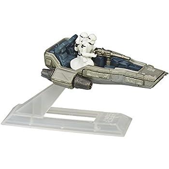Star Wars: The Force Awakens Black Series Titanium First Order Snowspeeder