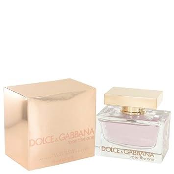 Dolce Gabbana Rose The One Eau de Parfum Spray for Women, 2.5 Fluid Ounce