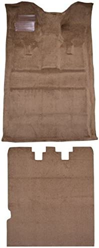 8293-Bright Red Plush Cut Pile ACC Replacement Carpet Kit for 1985 to 1992 Chevrolet Camaro Complete Kit with Console