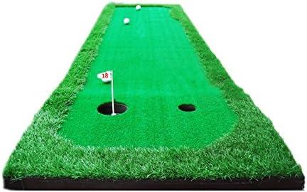 ゴルフ打撃マット、ゴルフトレーニング器具ゴルフ練習マット屋内と屋外ゴルフパットプラクティスキット (サイズ さいず : 75*300cm)  75*300cm