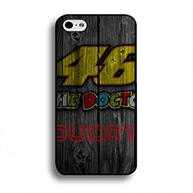 innovative design 8ca55 207d6 Plastic iPhone 6/iPhone 6S Case Cover with Valentino Rossi ...