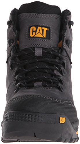 Caterpillar Men's Munising 6'' Waterproof Industrial and Construction Shoe, Dark Shadow, 13 M US by Caterpillar (Image #4)