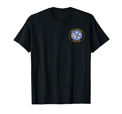 USS Nimitz CVN-68 Aircraft Carrier Shirt