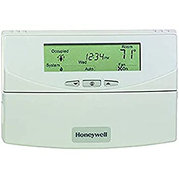 Honeywell T7350H1009 Commercial Programmable Thermostat, Lon Works Bus