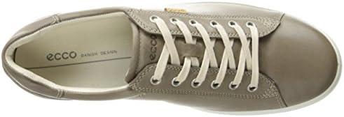 ECCO Femmes Chaussures De Sport A La Mode Couleur Gris Warm Grey Taille 38 EU /