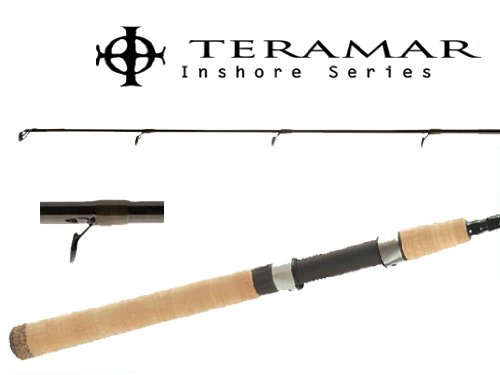SHIMANO TERAMAR X 6 6 SE MED Spin Rod