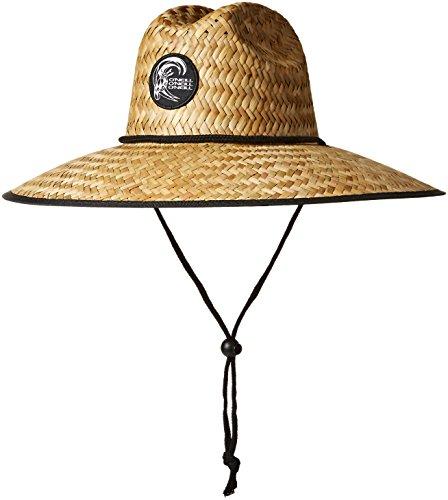 Print Athletic Hat - O'Neill Men's Sonoma Prints Straw Hat, Islander, ONE
