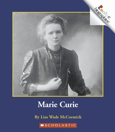 Marie Curie (Rookie Biographies)