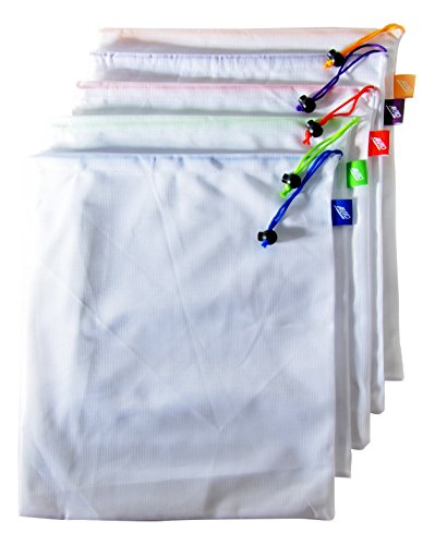 AVID Specialty Products Reusable Produce Bags, Set of 5