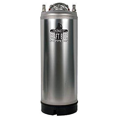 NEW 5 Gallon Keg Ball Lock Connections - Homebrew - Single Handle