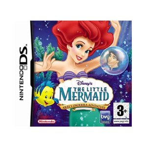 Disney Little Mermaid: Ariel's Undersea Adventure (Ninten...