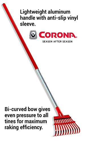 Corona Aluminum Shrub Rake