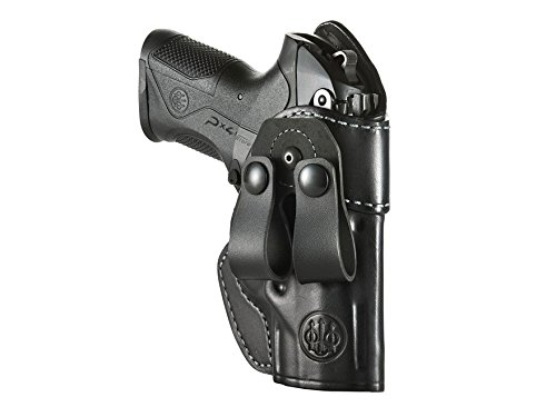 Beretta Leather Holster Mod. 01 for PX4 Compact, Right Hand-RA Comp RH blk, (Beretta Gun Holsters)