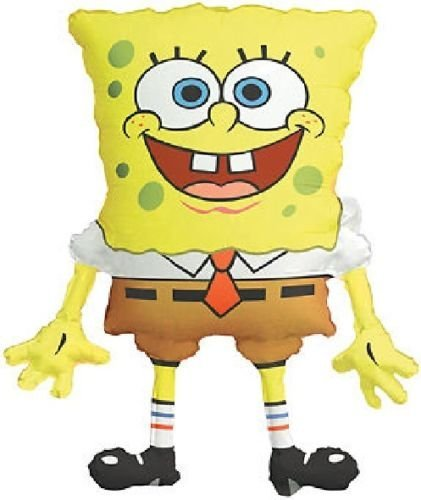 Amazon.com: loonballoon Spongebob Squarepants Bob Esponja 28 ...