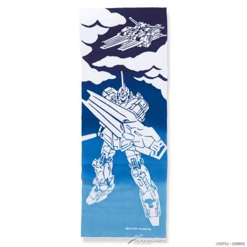 STRICT-G限定 ユニコーンモード柄 柄 手ぬぐい 機動戦士ガンダム かまわぬ 剣道 手拭い alpha B07RLB6PWT
