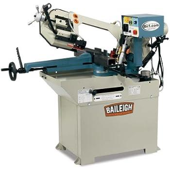 Baileigh Bs 250m Hydraulic Horizontal Mitering Band Saw