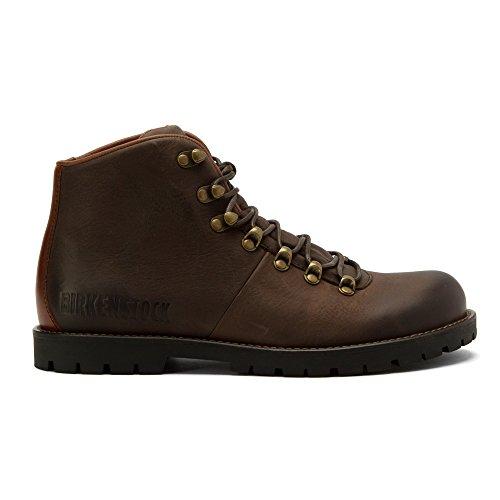 Birkenstock Mens Hancock Boot Brown Nubuck A1FkCpS4bW