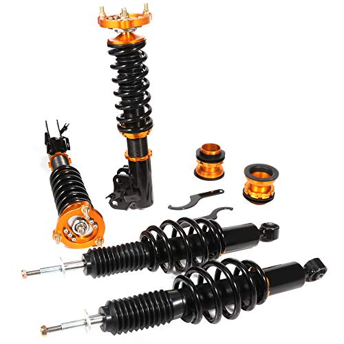 SCITOO Coilover Suspensions Shock Struts Kits Assembly Full Set Shocks Struts Kits fit 2006-2011 Honda Civic