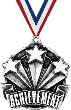 シルバーAchievement Medals – 2