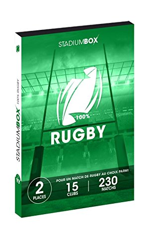 StadiumBox 100% Rugby Travel Stadium