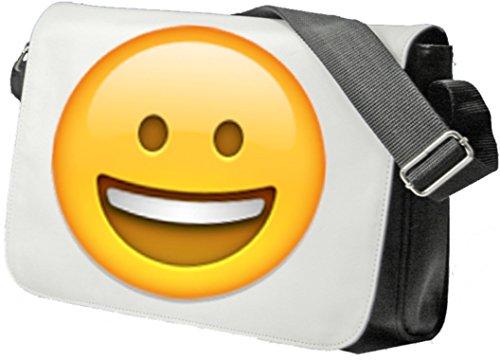 Borsa A Tracolla Ghignante A Tracolla, Sidebag, Borsetta, Borsa Da Ginnastica, Fitness, Zaino, Emoji, Smiley