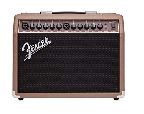 (Fender Acoustasonic 40 Acoustic Guitar Amplifier)