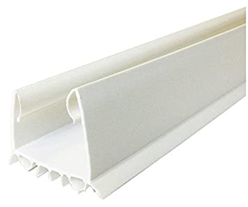 DOOR SEAL CINCH 36u0026quot;WHT By M D BUILDING PRODUCTS MfrPartNo 43336