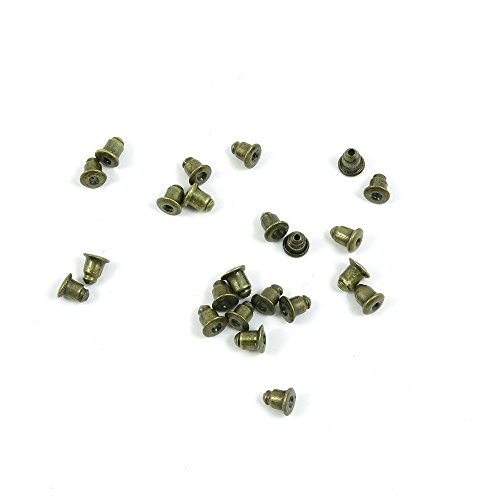 3900 Pieces Jewelry Making Charms Findings Antique Bronze Brass Fashion Jewellery Wholesale Supplies Pendant Lots Bulk Supply Z2TB5 Earplug