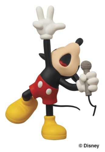 Medicom Disney x Roen Collection Shout Mickey Ultra Detail Figure
