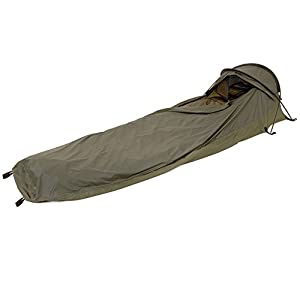 41MTbwROwhL. SS300  - Snugpak | Stratosphere | Shelter | 1 Person | 5000mm 100% Waterproof Outer (Olive)