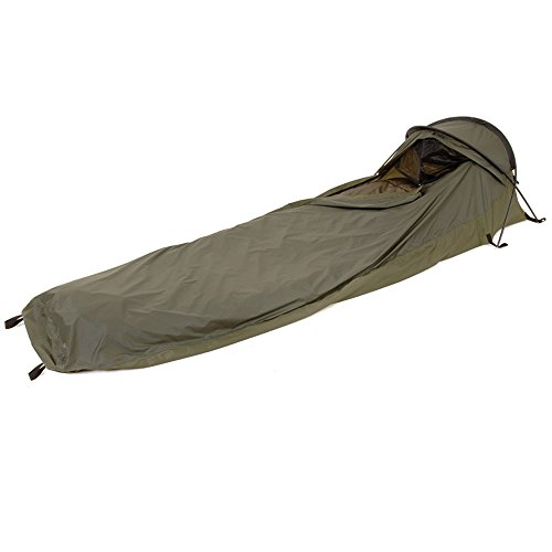 41MTbwROwhL. SS500  - Snugpak | Stratosphere | Shelter | 1 Person | 5000mm 100% Waterproof Outer (Olive)