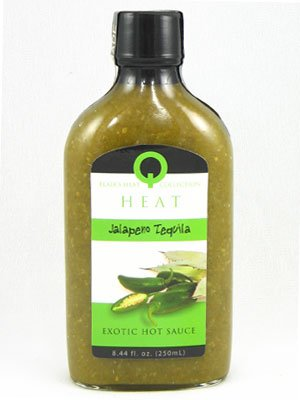 - Blair's Heat Jalapeno Tequila Exotic Hot Sauce, 8.44oz.