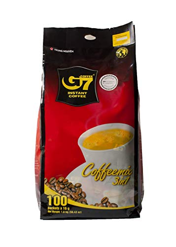 G7 Instant Premium Vietnamese Coffee 3-in-1