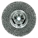 Wire Wheel- Crimped 6''X1/2''X 1/2''X.014