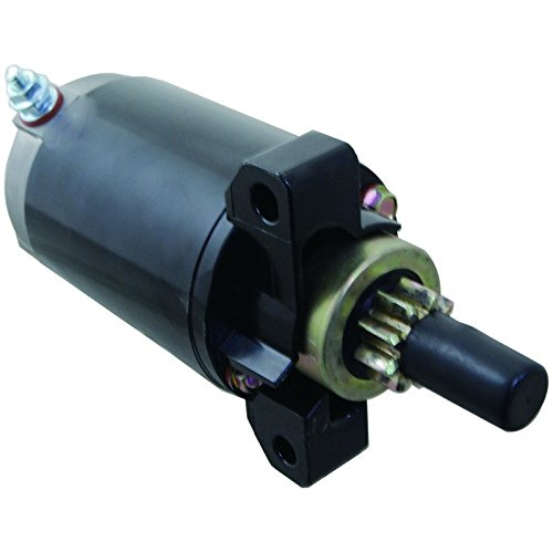 New Starter Fits OUTBOARD YAMAHA, MARINER, MERCURY 25 30 40 HP 1998-2008 50-830308-1 50-830308T 65W-81800-00