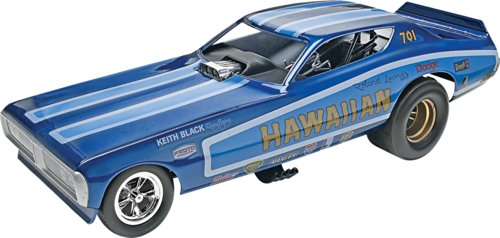 (Revell Hawaiian Charger Funny Car Plastic Model Kit)