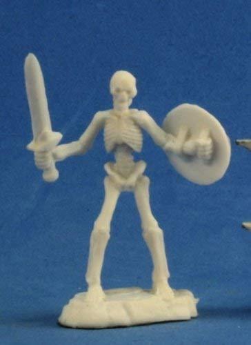 (Reaper Bones Skeleton Warrior Sword (3) Miniature )