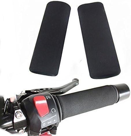 Strada 7 Motorrad Schaum Komfort Grip Anti-Vibration Abdeckung KTM 990 Adventure orange S