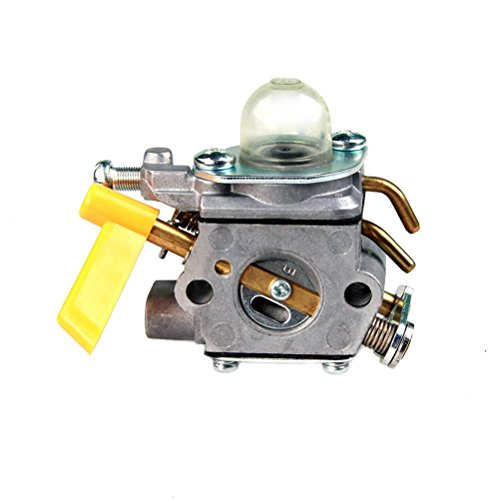 Carburetor C1U-H60 for Homelite Ryobi Homelite 25cc 26cc 30cc String Trimmer Brushcutter Backpack Blower 308054013 308054012 308054004 (Homelite Carburetor)