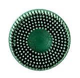 3M Scotch-Brite 18736 3 in X 5/8 Tapered 80 Grit Roloc Bristle (1 Disc)