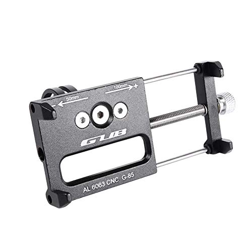 MaoFa Bike Phone Mount Bicycle Holder,Aluminium Alloy Bicycl