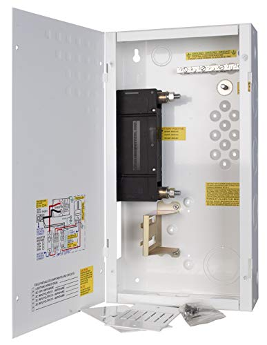 MidNite Solar MNDC250-L 250A 125VDC Mini DC Disconnect Left Box
