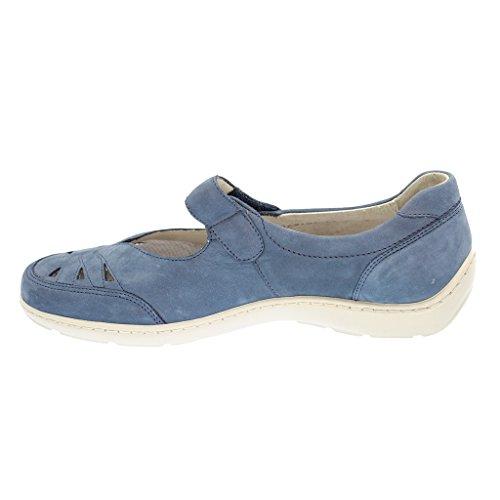 i signore Pistone di 206 496309 Henni removibile jeans WALDLÄUFER pelle 191 in q10FfwxT0