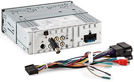 Auna Mvd 240 Autoradio Moniceiver Car Radio 18 Cm Elektronik