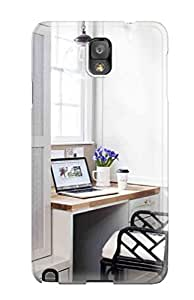 Pretty UbYVAev7279CPTdt Galaxy Note 3 Case Cover/ Small Kitchen Office Area Series High Quality Case