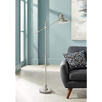 Ikea Ranarp Floor Reading Lamp Off White E26 Led Bulb Amazon Com