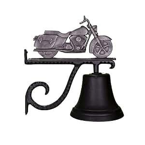 Montague productos Metal fundido Bell con hierro sueco de motocicleta