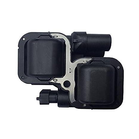 DRIVESTAR 1587803 New Ignition Coil Cassette Pack fits Mercedez-Benz C CL CLK ML 5.0L 2.8L 3.2L 5.5L